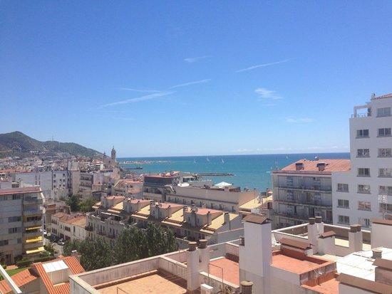 Avenida Sofia Hotel & Spa: View From Sky Bar