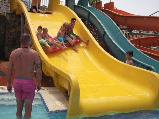 Aqua Fantasy Aquapark Hotel & SPA : Kids loved this pool