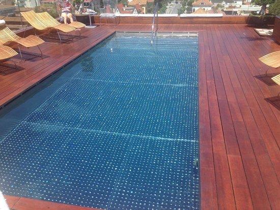 Hotel MIM Sitges: SKY BAR Pool