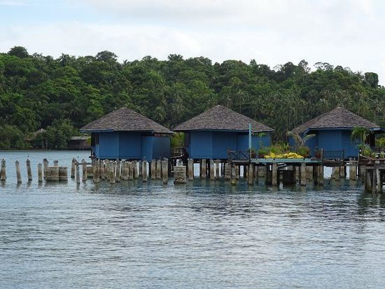 Koh Chang Sea Hut: huts