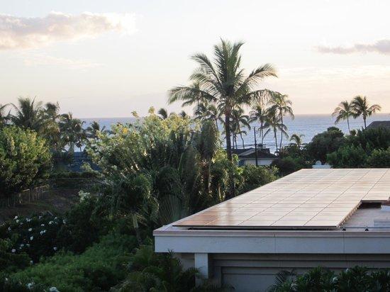 Maui Coast Hotel: Blick vom Balkon aus Zimmer 417