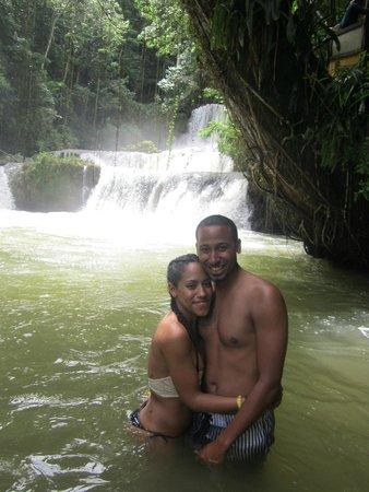PPP Tran Tours Jamaica: YS Falls