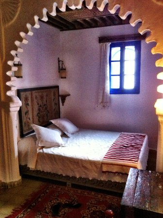 Casa Perleta: Room