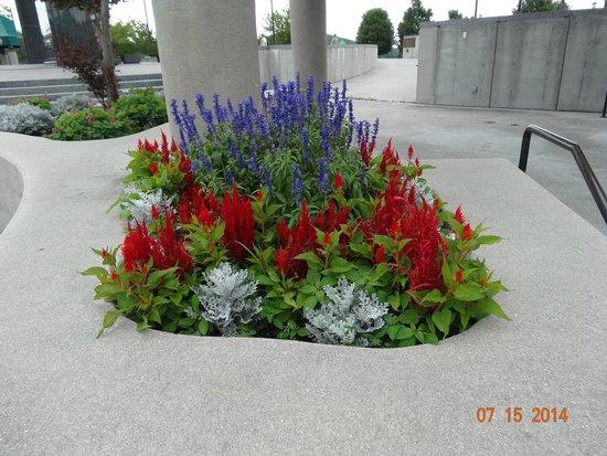 National D-Day Memorial: D-Day Memorial, Bedford, VA