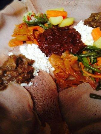 Ethiopian Restaurant: ...
