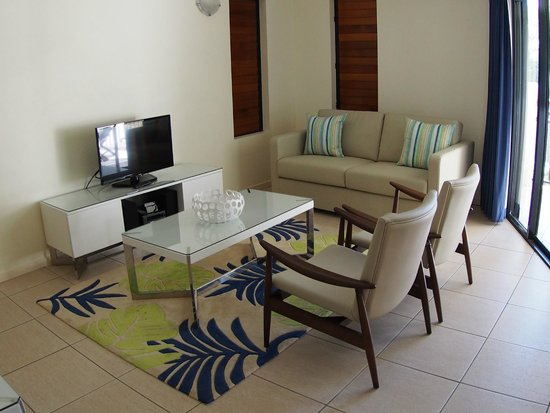Freestyle Resort Port Douglas: Our refurbished Room #26