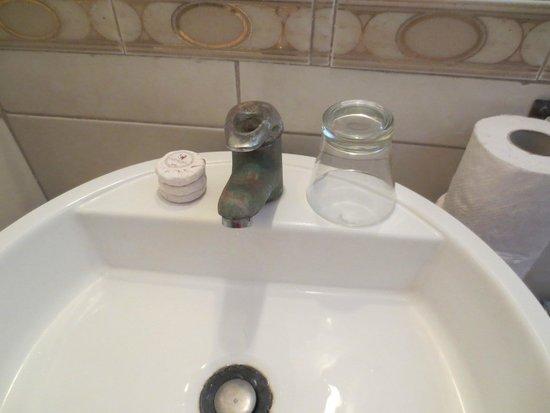 Elinotel Polis Hotel: Ванная