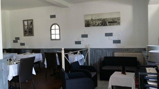 Restaurant Le Raphael - intérieur