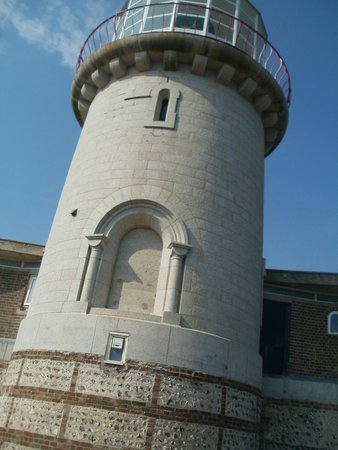 Belle Tout Lighthouse: Outside The Lighthouse