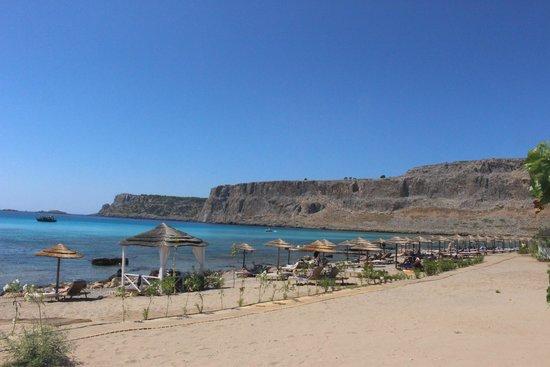 AquaGrand Exclusive Deluxe Resort: beach