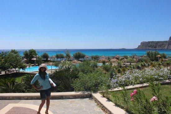 AquaGrand Exclusive Deluxe Resort: view in hotel
