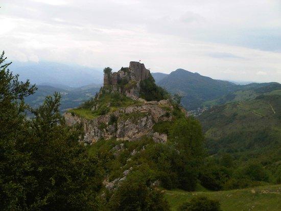 Chateau de Roquefixade: Roquefixade castle