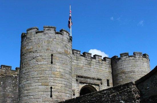 Stirling Castle: ingresso