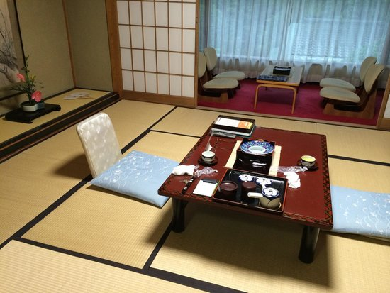 Agencement d 39 une chambre picture of yoshiike ryokan for Agencement d une chambre