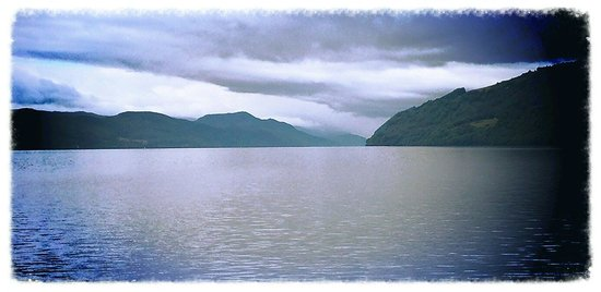 Loch Ness by Jacobite: A view of Loch Ness from the Jacobite Warrior.