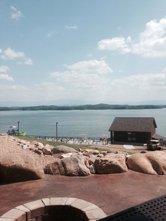 Anchor Down RV Resort: Beautiful view