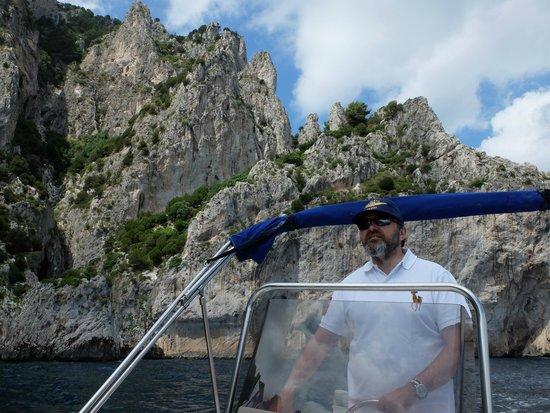 Banana Sport Capri Boat : Piloter sans permis