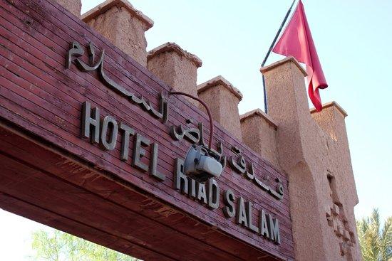 Hotel Ouarzazate Le Riad : 5