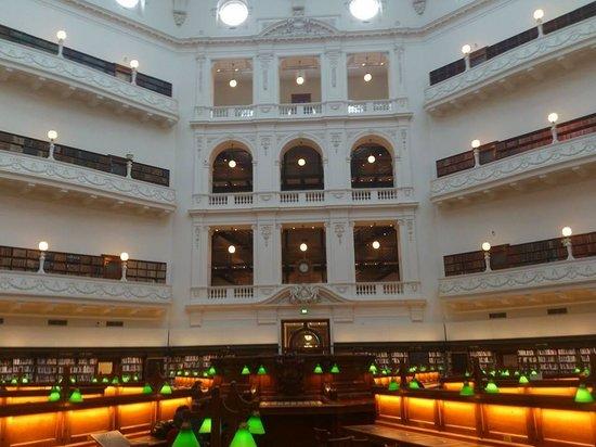 State Library of Victoria: The La Trobe Reading Room