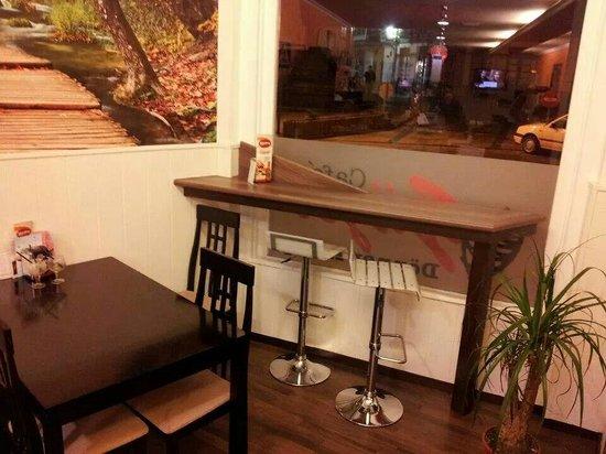 imagen cafe guzel doner kebab en Melide