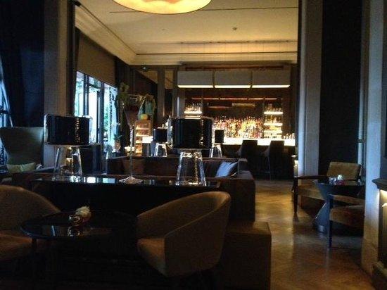 Beau-Rivage Palace: Bar