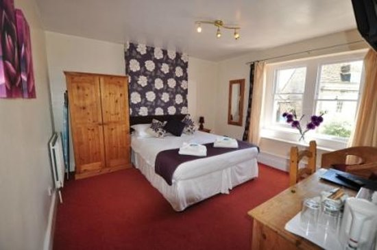 The Rose & Crown : King Size Room