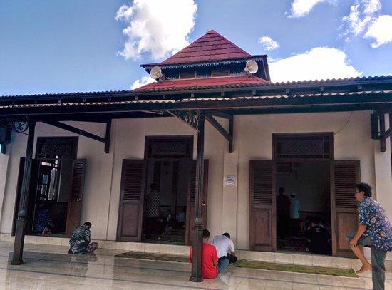 Kota Gede: Masjid jami