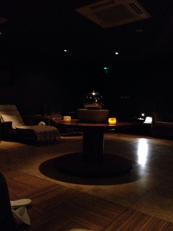 Macdonald Portal Hotel, Golf and Spa: Chill out room in the spa