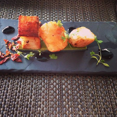 Macdonald Portal Hotel, Golf and Spa: Amazing starter in the restaurant