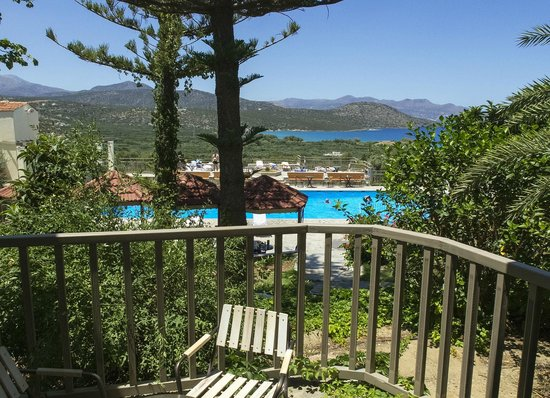 Elpida Village: room View