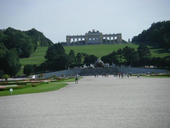 Schonbrunner Gardens: Перспектива