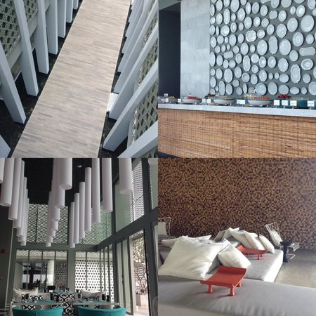 Point Yamu by COMO: Textures by designer Paola Navone, architecture by Jean-Michel Ganty