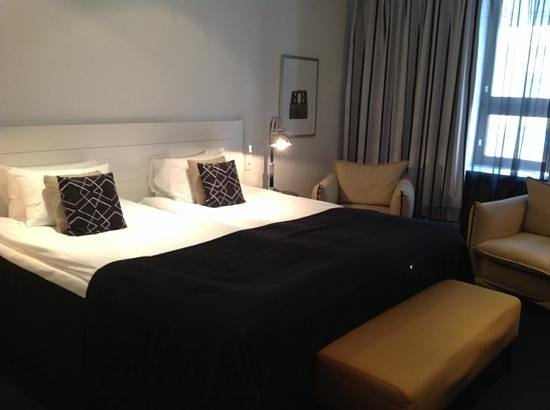 Fabian Hotel: Comfy Beds