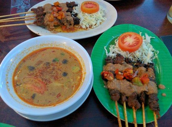 Jejamuran: Sate n Tongseng Jamur