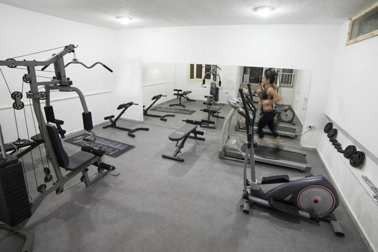 Elpida Village: Fitness Room