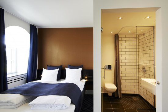 Hotel Ritz Aarhus City: Double Room