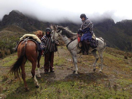 Hacienda La Alegria : On top!