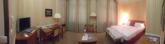 Hotel Paris Prague: Camera