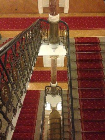 Hotel Paris Prague: Scalone Liberty