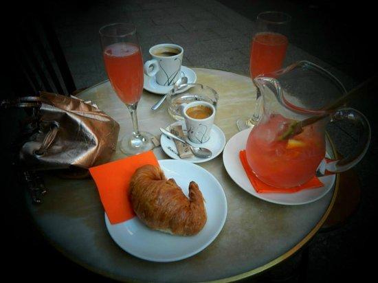 El Romani: Лучшая сангрия-кава!