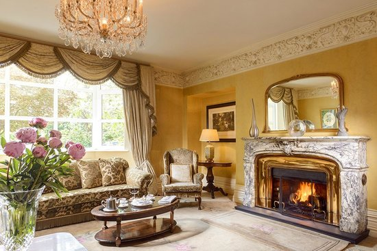 The Killarney Park Hotel: The Drawing Room