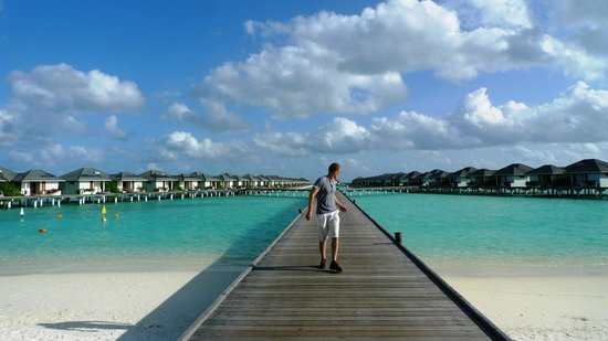 Sun Island Resort and Spa : Nalaguraidhoo