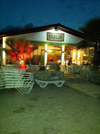 Taslik Restaurant and Beach