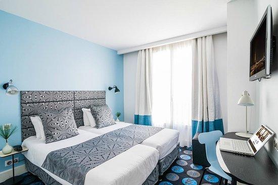 Hotel Astoria - Astotel: CHAMBRE TWIN STANDARD/STANDARD TWIN ROOM