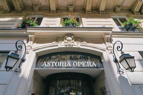 Hotel Astoria - Astotel: ENTREE/MAIN ENTRANCE
