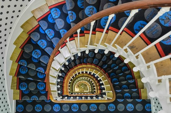 Hotel Astoria - Astotel: ESCALIERS/STAIRS