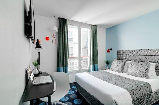 Hotel Astoria - Astotel : CHAMBRE DOUBLE STANDARD/STANDARD DOUBLE ROOM