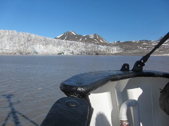 Svalbard Wildlife Expeditions: MS Langøysund to Barentsburg and Esmark Glacier