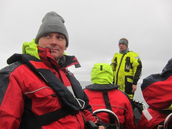 Svalbard Wildlife Expeditions: Fjordsafari to Von Post glacier