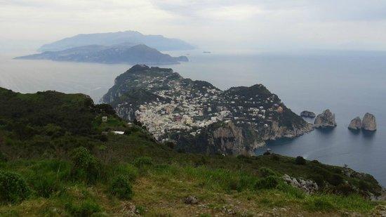 Mount Solaro: Vista espetacular